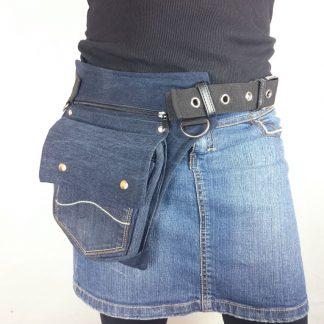 Spijkerbroekheuptas